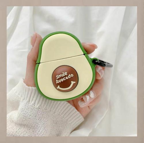 【オーダー商品】Smile avocado airpods case