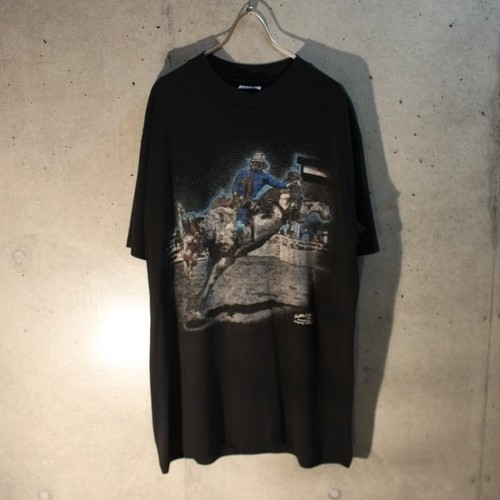Made in USA Print T-Shirt