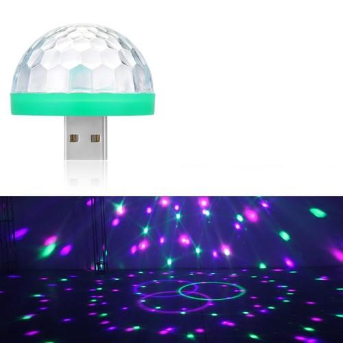 USBマッシュルームライト