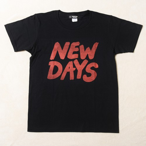 """ NEW DAYS "" TEE / MENS"