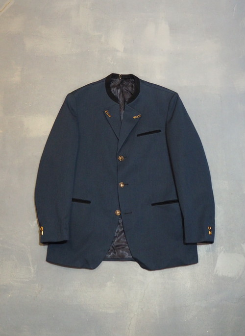 Tyrolean Tailored Jacket [O-259]