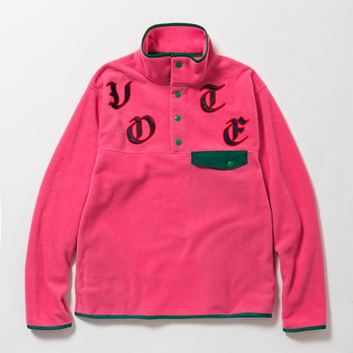 VOTE FLEECE P/O - PINK
