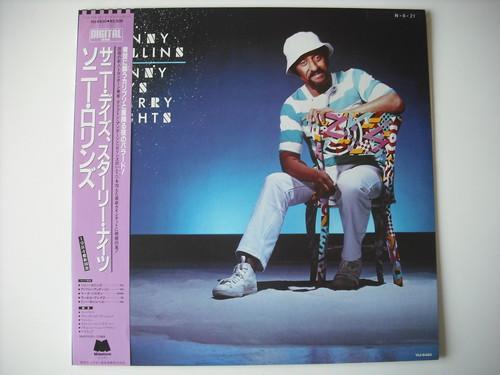【LP】SONNY ROLLINS / SUNNY DAYS, STARRY NIGHTS
