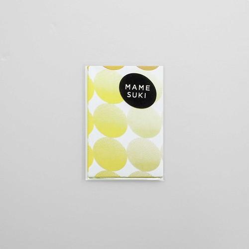 【NEW】ポチ袋[ファンタスティックマメ] Yellow × Brown