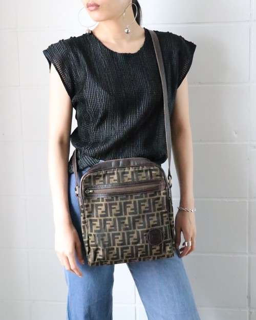 FENDI zukka shoulder bag