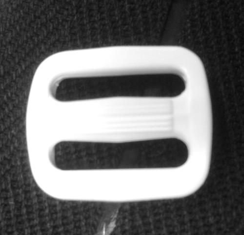 nifco プラスチック コキカン移動カン リュックカン 「白」 T-20 100個入り