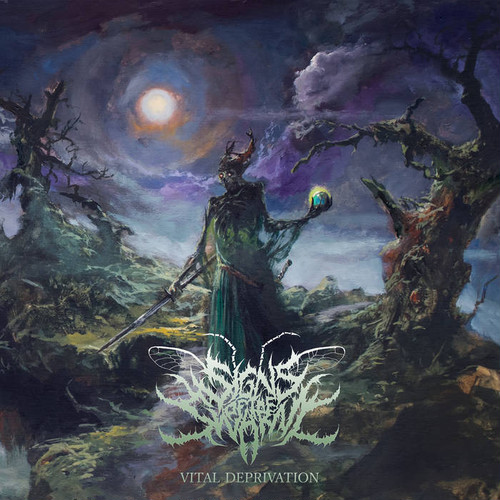 SIGNS OF THE SWARM / VITAL DEPRIVATION (LP)