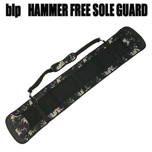 blp ソールガード ハンマーヘッド用 Wカモ スノーボードカバー フリースタイル