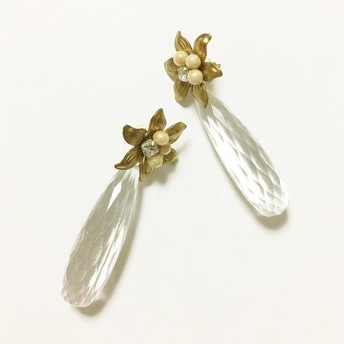 再販なし・ラスト一点【Vintage accessory】ウェディング no.210