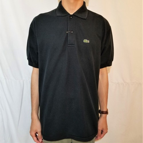 70's LACOSTE  polo shirt /Made In France [D-55]
