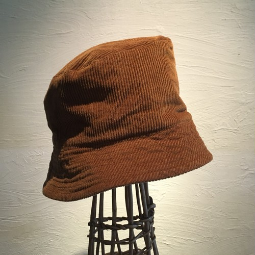 Engineered Garments(エンジニアド ガーメンツ)2018FW Bucket Hat-8W Corduroy