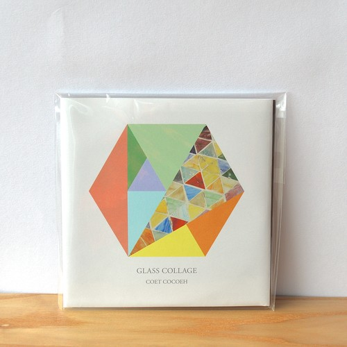 COET COCOEH / GLASS COLLAGE / CD