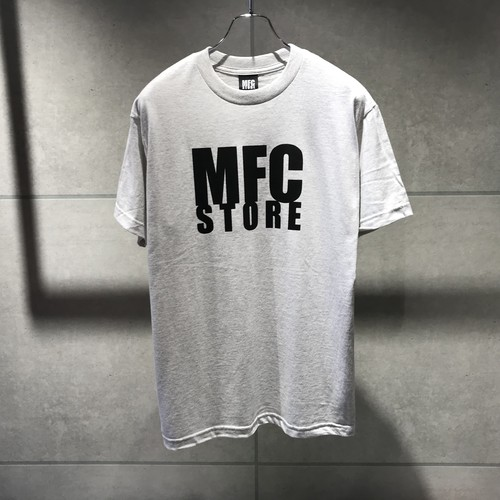 MFC STORE LOGO TEE / ASH