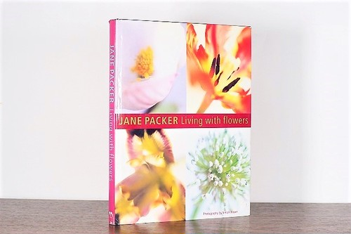 JANE PACKER Living with flowers / visual book