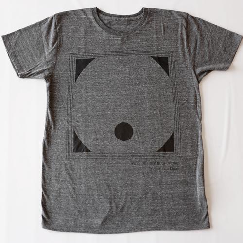 Tシャツ(チャコール)