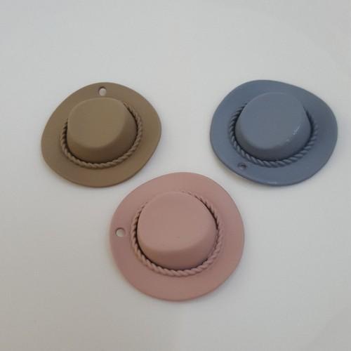 帽子パーツ