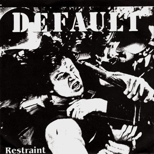 """【中古】Default - Restraint 7"""""""