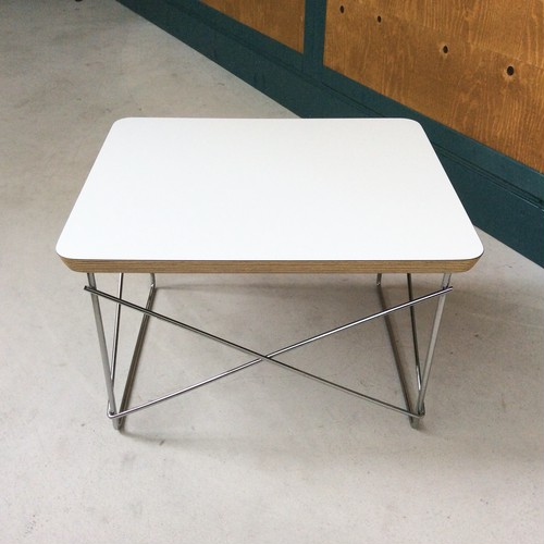 Eames Wire Base Low Table 【Herman Miller】