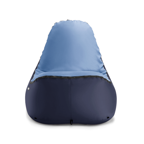 TRONO Inflatable Chair Blue