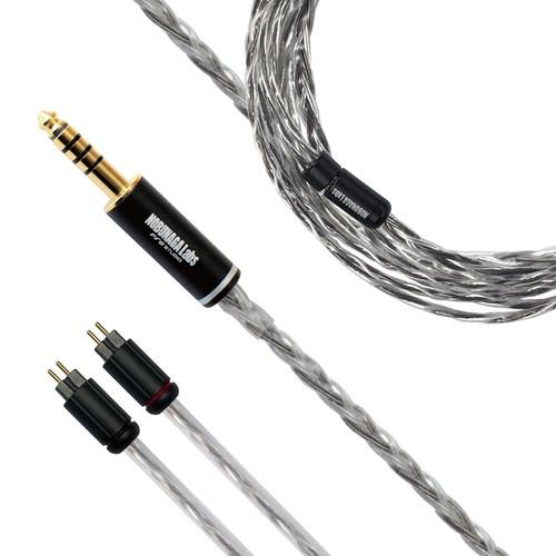 ODIN(オーディン) : NOBUNAGA Labs HYBRID :: 4.4mm5極バランス対応 MMCXハイブリッドリケーブル