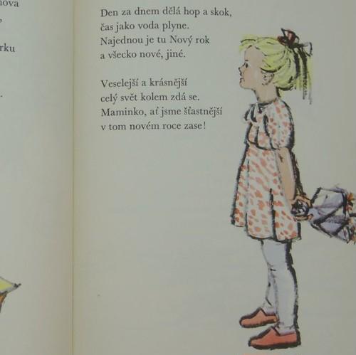 チェコの絵本::: 「幸せな旅」JAN ALDA