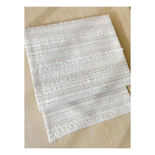 eco帯-ツイードと綿麻の八寸名古屋帯-