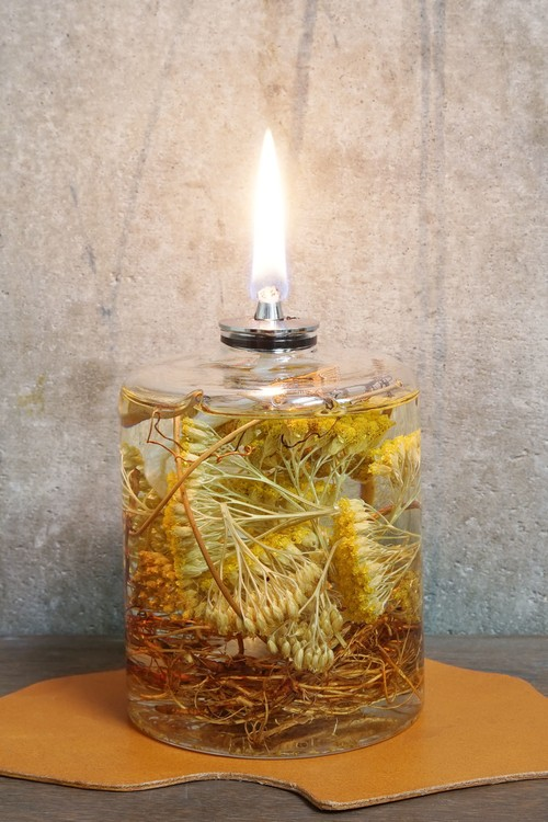 PLANTAHOLIC OIL LAMP No.9 -Achillea-