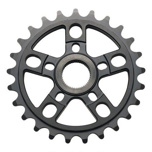 UNITED Metro Sprocket 22mm Spline Drive 25T Black