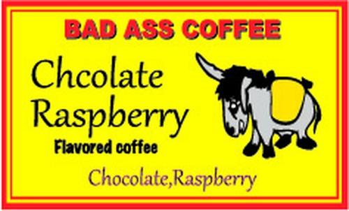 Chocolate Raspberry (チョコレートラズベリー) ハワイアンコーヒー・フレーバーコーヒー・コナコーヒー・バッドアスコーヒー