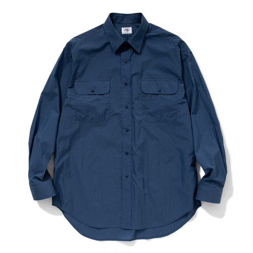 "Just Right ""UL Snap Shirt"" Blue"