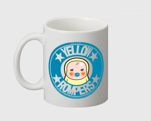 【ロゴ】マグカップ【受注生産】