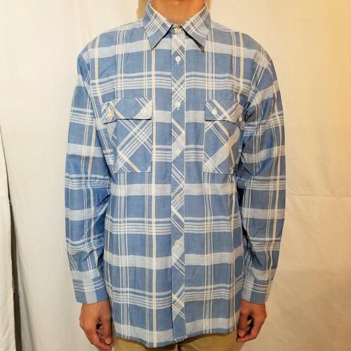 Vintage check shirt [G-605]