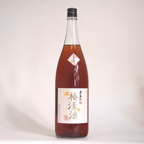 梅清酒 1.8L