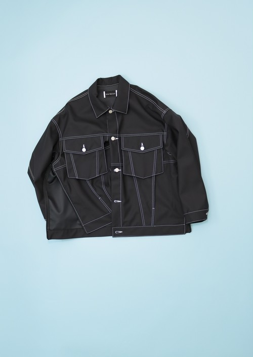 BONDING 3rd JKT  [BLACK]
