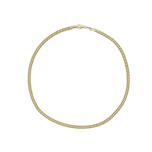 【GF1-84】16inch gold filled chain necklace