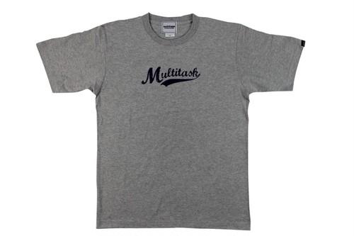 Baseball Logo T-shirt 【GRAY】