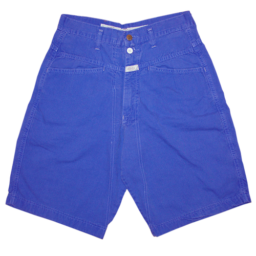 """Girbaud"" Vintage Cotton Color Short Used"