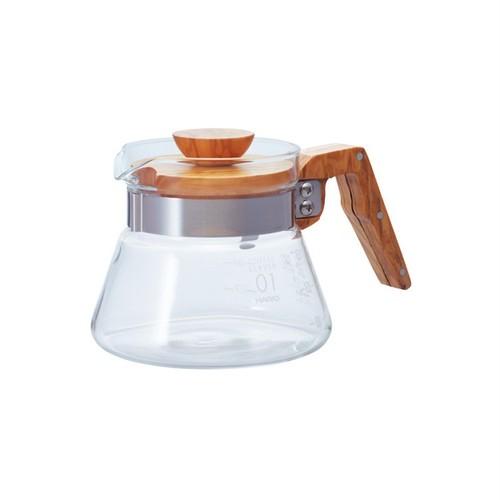 コーヒーサーバー 400 オリーブウッド