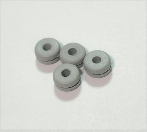 ◆ラジコンヘリ●450クラス用キャノピーナット 4ps