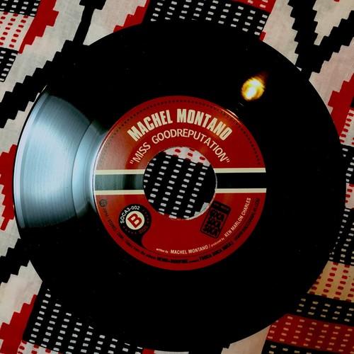 "Machel Montano / MISS GOODREPUTATION (7""EP)"