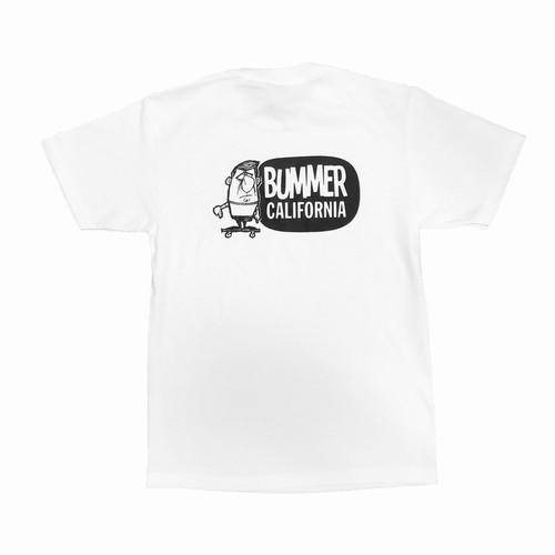 "BUMMER CALIFORNIA ""SIMICH"" T-SHIRT"