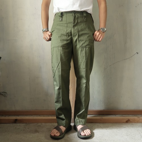 military fatigue pants /british