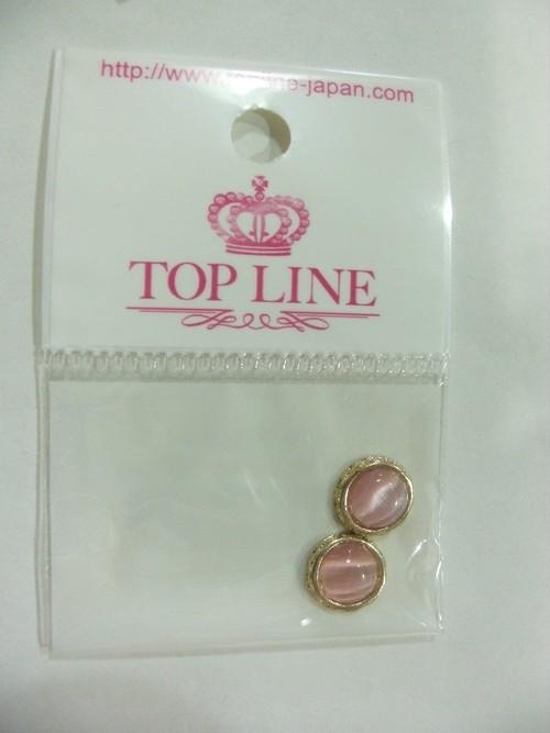 TOP LINE P037-PK セリーヌゴールド ピンク