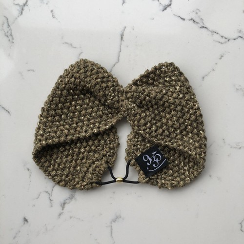 hair band_khaki gold mix(kids)