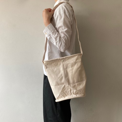 BAILER bag  8L LONG(内ポケット付き)  / white