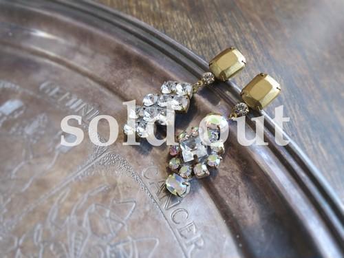 vintage pierced earrings ARRB