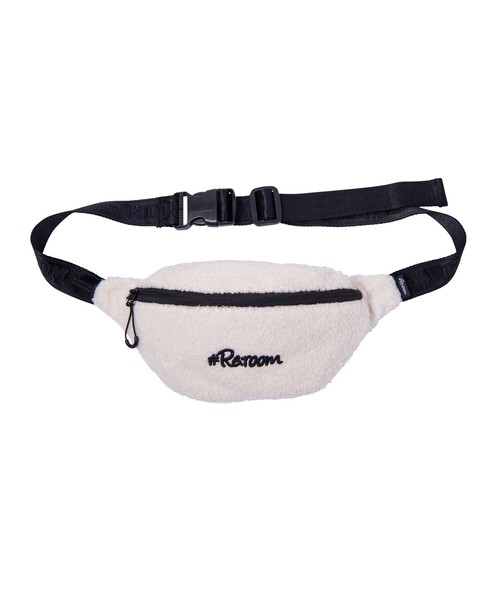 LOGO TAPE BOA WAIST BAG[REB039]