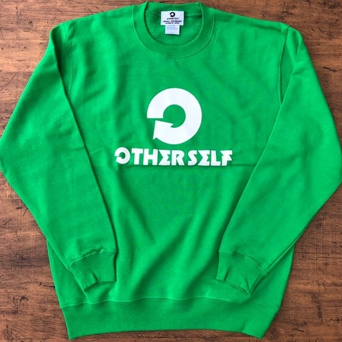 Sweat Shirt  /  GREEN