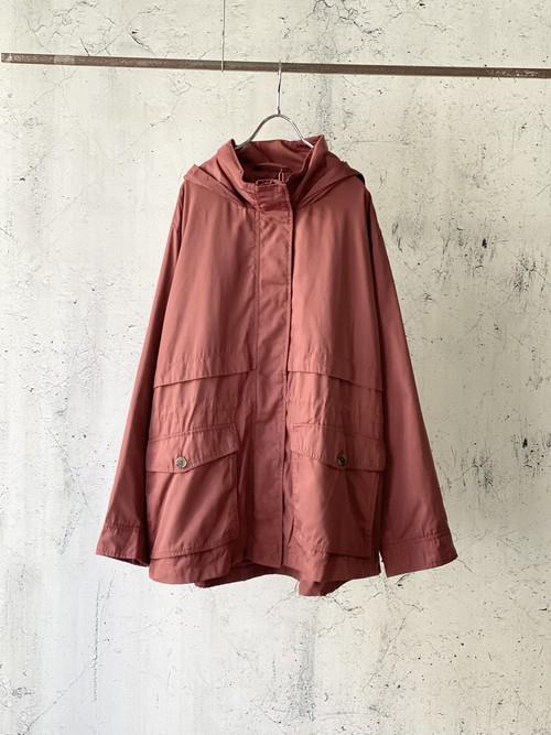 burgundy  spring half-coat