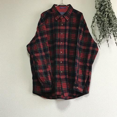 【PENDLETON】 ウールチェックシャツ TN-25